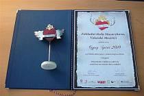 Základní škola Masarykova získala cenu Gypsy Spirit.