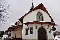 V roce 2011 kapli vysvětil arcibiskup Jan Graubner.