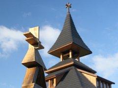 Zvonice na Soláni.