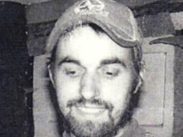 Pohřešovaný Tomáš Vaculík ze Vsetína.