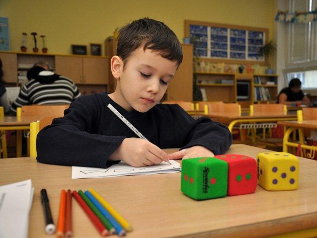 V Základní škole Křižná ve Valašském Meziříčí se v pátek 1. února 2013 uskutečnily zápisy dětí do prvních tříd.