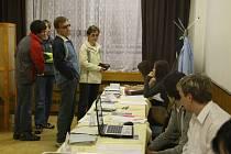 Eurovolby ve Vsetíně
