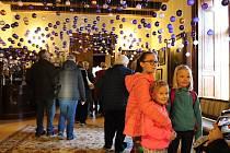 Muzeum regionu Valašsko nabízí po celý prosinec adventní program. Jeho součástí jsou tvořivé adventní neděle, kostýmované prohlídky zámku či výstava vánočních ozdob vyrobených ve vsetínské Irise.