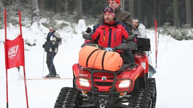 Ski areál Razula. Ilustrační foto.