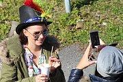V sobotu 6.10.2018 začal ve Velkých Karlovicích svátek jídla. Dvoudenní Karlovský gastrofestival přilákal tisíce gurmánů.
