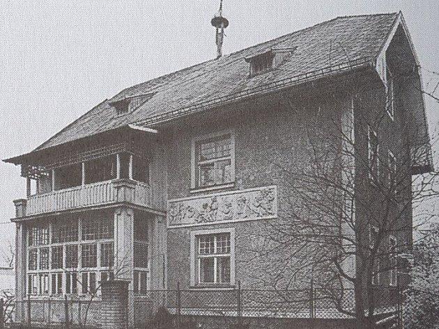 Dům Alberta Grubera