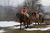 Duch hor v sobotu odemkl Pulčínské skály a zahájil tak turistickou sezonu na Valašsku.
