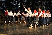 Valašský soubor písní a tanců Radhošť oslavil v sobotu 7. července 2018 sedmdesáté výročí vzniku.