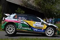 XXXII. Valašská Rally 2013. Ilustrační foto