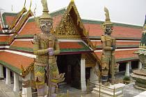 Thajsko. Ilustrační foto.