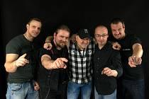 Rocková kapela Grogy z Valašského Meziříčí.
