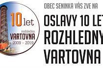 Oslavy 10 let Vartovny