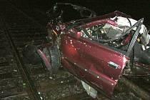 Těžká dopravní nehoda se stala u Jablůnky.