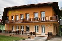 Nově zrekonstruovaná školka v Huslenkách