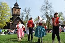 Valašské muzeum v přírodě patří k nejoblíbenějším cílům výletníků z celé republiky.