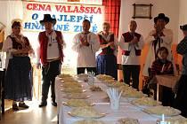 Nejlepší zelí vybíralo 28 soutěžících ve Vsetíně na Moštárně
