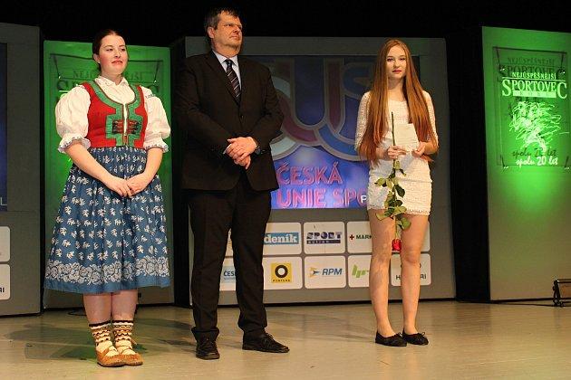Neúspěšnější sportovci a sportovní osobnosti za rok 2017 si ve středu 7. března 2018 převzali ocenění ve velkém sále vsetínského domu kultury.