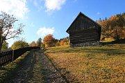 Podzim na Valašsku