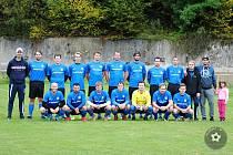 Fotbalisté Leskovce jsou po podzimu lídry III. třídy skupiny A OFS Vsetín. Všech sedm utkání vyhráli.