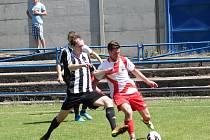Fotbalisté Vsetína si s předstihem zajistili postup do divize, kterou budou hrát od srpna 2015.