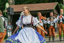 Soubor lidových písní a tanců Valašský vojvoda slaví jubileum