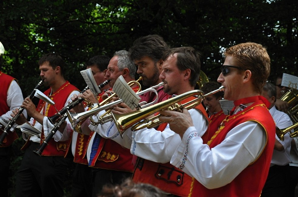 Na Kohútce v Javorníkách se v pátek 5. července 2013 uskutečnil 7. ročník Setkání lidí dobré vůle, tentokrát u příležitosti oslav 1150. výročí příchodu Cyrila a Metoděje.