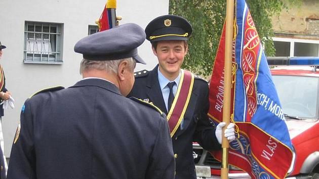 Sbor dobrovolných hasičů Poličná.