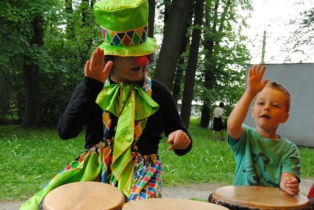 Den dětí ve Valašském Meziříčí, neděle 4. června 2017