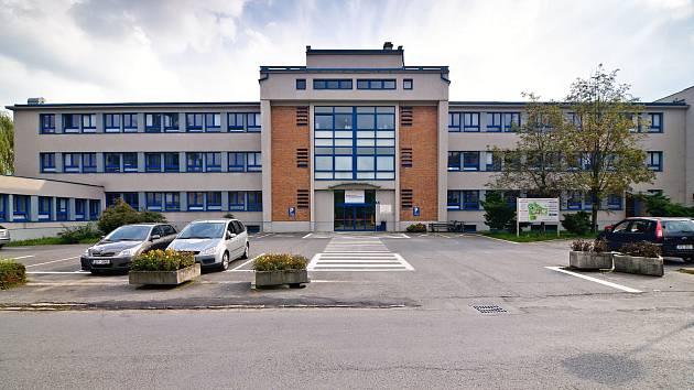 Nemocnice Valašské Meziříčí.