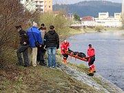 Ve čtvrtek 30. března bylo u levého břehu řeky Bečvy ve vodě nalezeno tělo. Po příjezdu policie zjistila že jde o tělo muže, který už nejevil známky života. Příčinu úmrtí policie vyšetřuje.