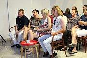 Krajské kolo pěvecké, hudební, výtvarné a fotografické soutěže s názvem Nad oblaky aneb každý může být hvězdou, se uskutečnilo ve středu 21. června ve Vsetínském zámku.