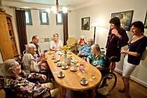 Nově zrekonstruovaný rožnovský domov pro seniory představil zázemí pro terapii.