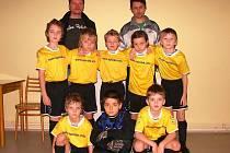 Malí fotbalisté z Rožnova pod Radhoštěm procházeli turnajem bez porážky a zastavili je až ve finále hráči Zlína Paseky. Druhé místo je ale pro 1. Valašský FC úspěchem.