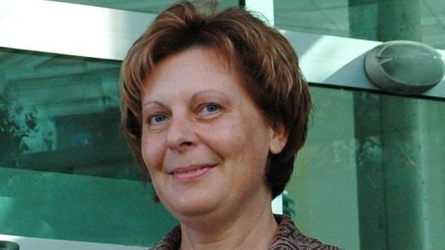 Starostka Vsetína Květoslava Othová