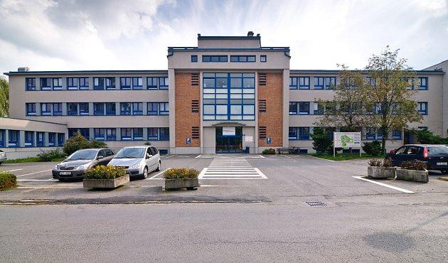 Nemocnice Valašské Meziříčí. Ilustrační foto
