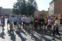 Běh přes Valašské kotáry ve Zlíně 2019