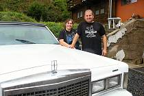 Kemp Ranč Bystřička provozují od roku 2016 manželé Linda a Roman Stupkovi.