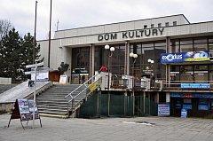 Dům kultury ve Vsetíně.