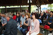 V neděli 2. července 2017 se v Lidečku konal osmadvacátý ročník Festivalu dechových hudeb.