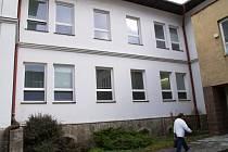 Budova stávající interny Vsetínské nemocnice. Ilustrační foto.