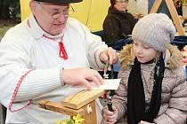 Valašské Velikonoce ve Valašském muzeu v přírodě v Rožnově pod Radhoštěm