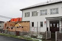 V Ratiboři přistavují nové oddělení v místní mateřské škole.