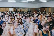Součástí programu festivalu United jsou také semináře.