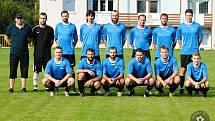 Fotbalisté Huslenek jsou po podzimní části předposledním celkem okresního přeboru OFS Vsetín.