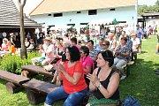 Třetí ročník Hrozenkobraní se uskutečnil v sobotu 21. července 2018 u Památníku Antonína Strnadla v Novém Hrozenkově. Návštěvníci se podívali na ukázky řemesel, nakoupili nejrůznější jarmareční zboží a užili si vystoupení hudebních hostů.