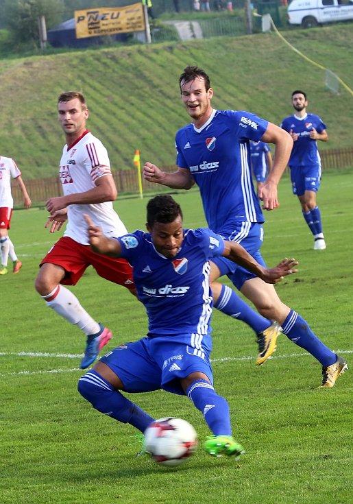 Fotbal TJ Valašské Meziříčí - FC Baník Ostrava 2828f3f7c7