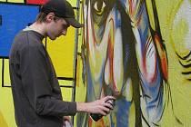 Graffiti jam ve Vsetíně