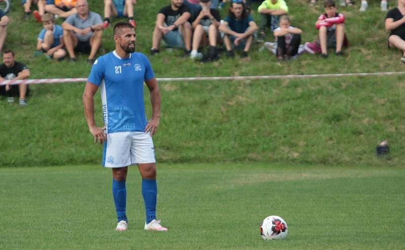 Milan Baroš Viganticím pomohl k jasné výhře