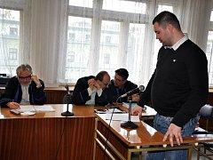 Jeden z odsouzených, Jaroslav Vrtil. Ilustrační foto.