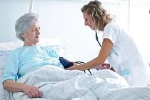 S péčí v Nemocnici ve Valašském Meziříčí jsou pacienti spokojeni.